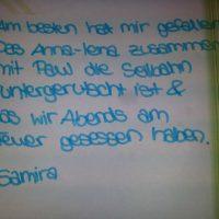 Meinung Samira