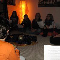 Weihnachtsfeier 2012 Maerchenstunde 1