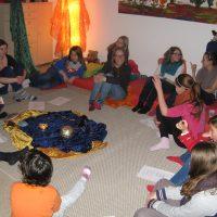 Weihnachtsfeier 2012 Maerchenstunde 3