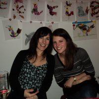 Weihnachtszauber 2013 - Johannah und Sonja