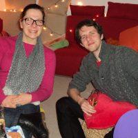 Weihnachtszauber 2013 - Anne und Richard